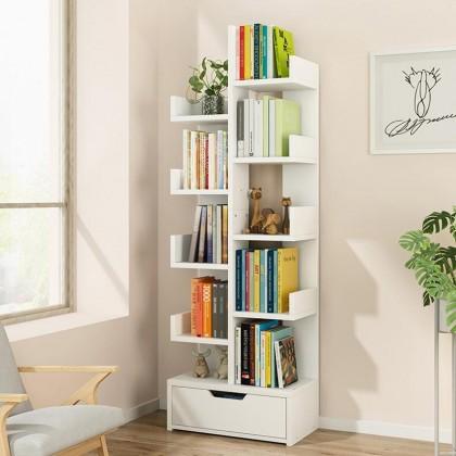 iDECO 11 Layers Bookcase Utility Shelf Bookshelf File Rack Storage Rack