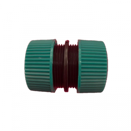 iDECO 1/2 to 1/2 Garden Hose Extension Joint Hose Quick Repair Connector Repair Joint Hose Adapter