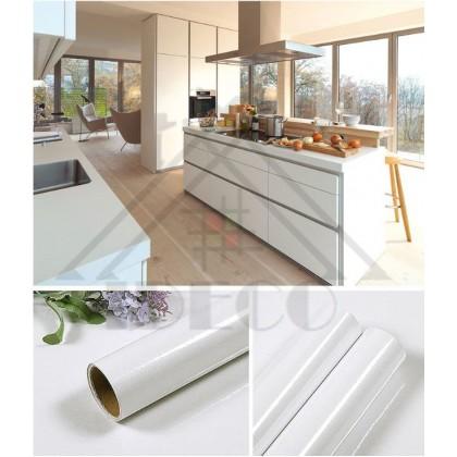 (60cm x 5 meter) iDECO DIY Cabinet Wallpaper Cabinet Furniture Film Kabinet