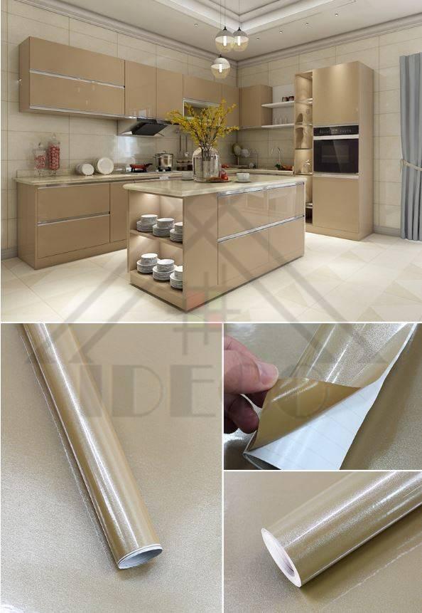 60cm X 5 Meter Ideco Diy Cabinet Wallpaper Cabinet Furniture Film Kabinet