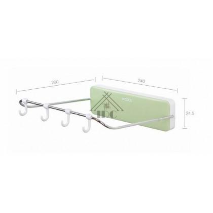 IDC Kitchen & Toilet Basket Organizer & Hanger