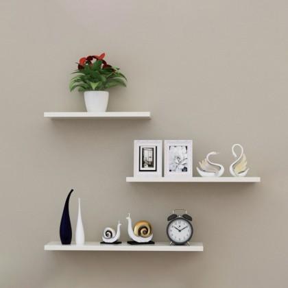 iDECO Floating Rack / Floating Shelves / Wall Shelves / Wall Rack